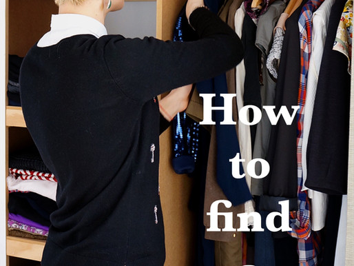 How to find a Personal Stylist