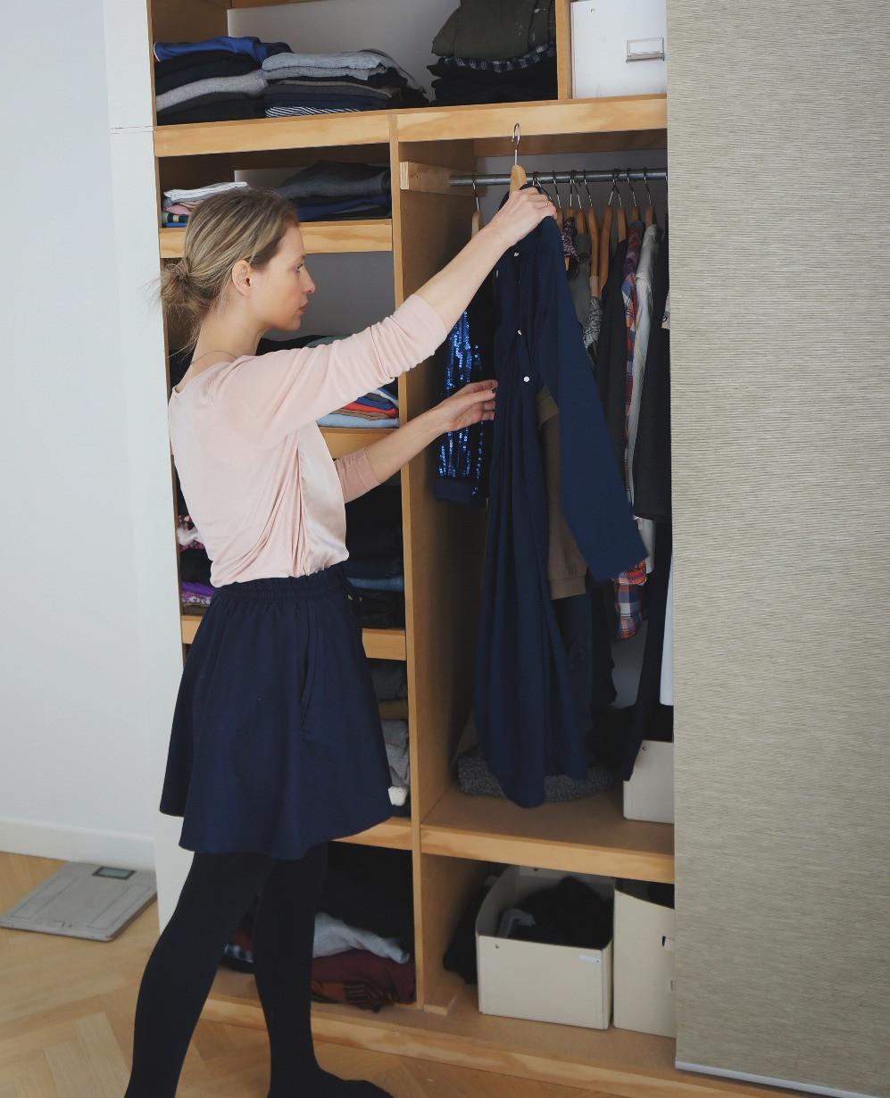 Wardrobe organisation & Style Advice