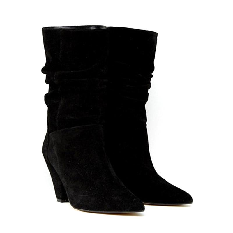 Slouchy boot Asos