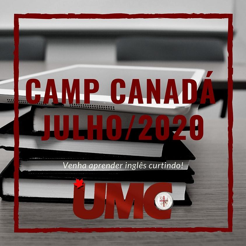 Camp Canadá julho/2020