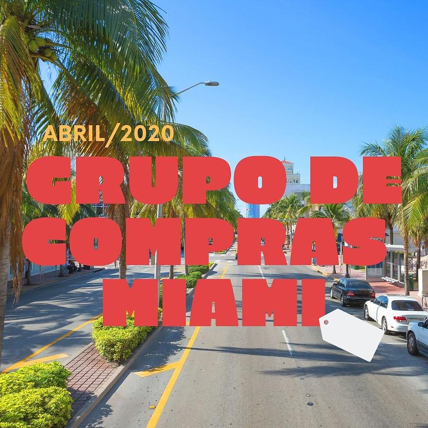 Grupo de Compras em Miami