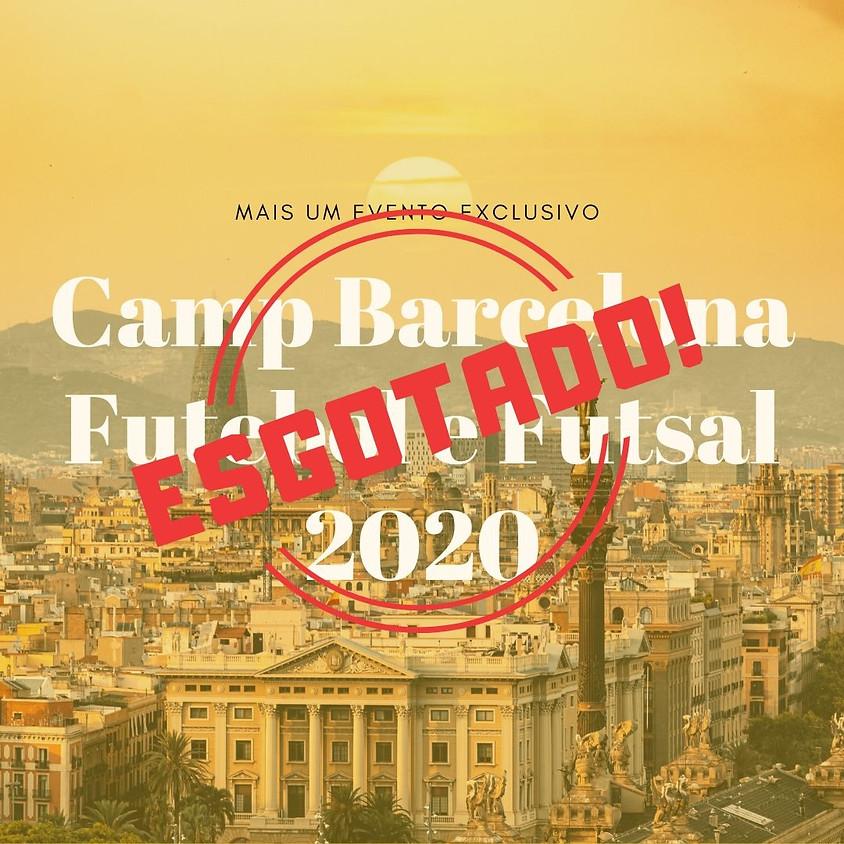 Camp Barcelona - Futebol e Futsal