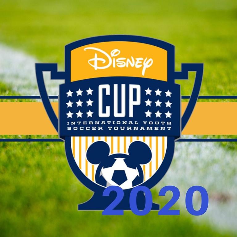 Disney Cup 2020