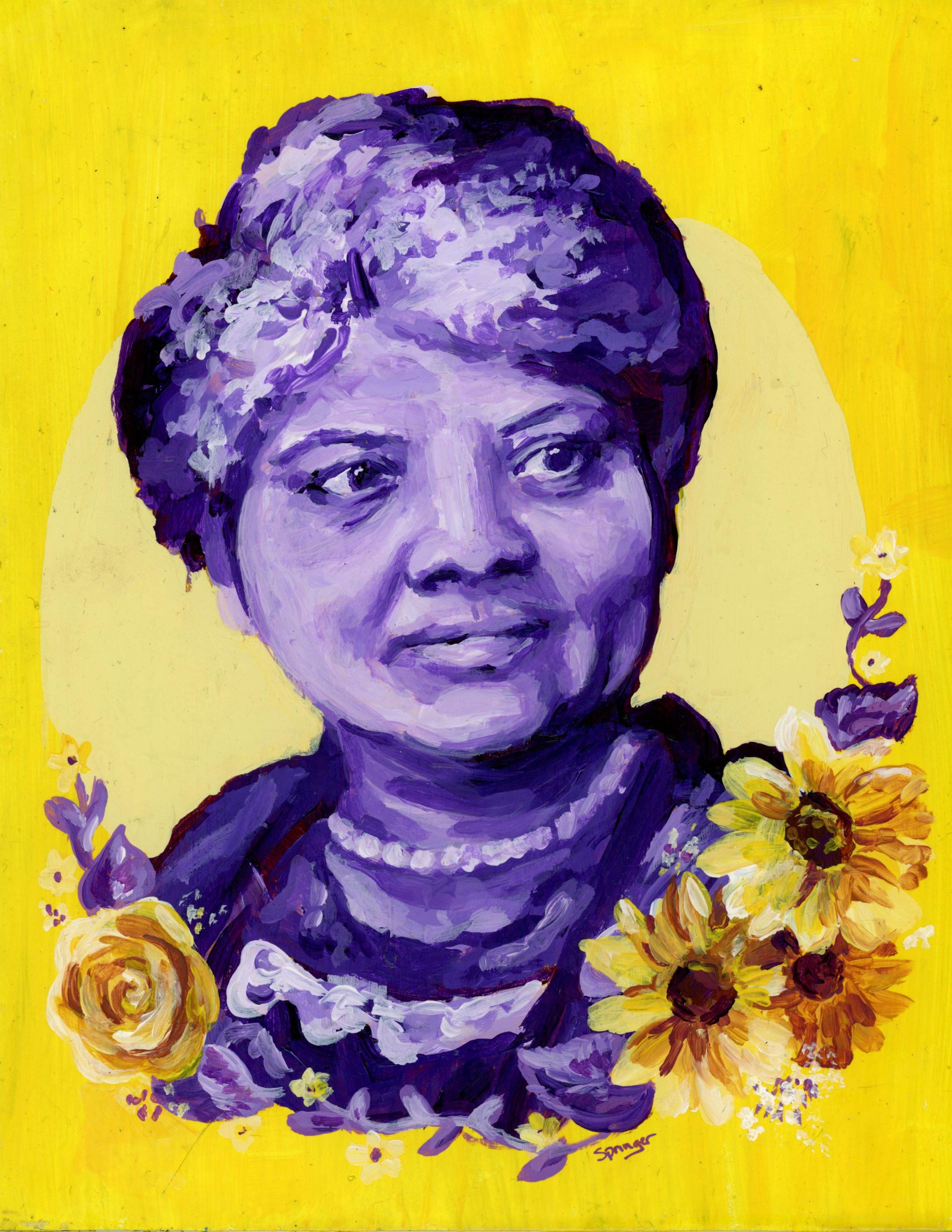 Ida B Wells Barnett