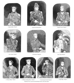 Officer Portraits