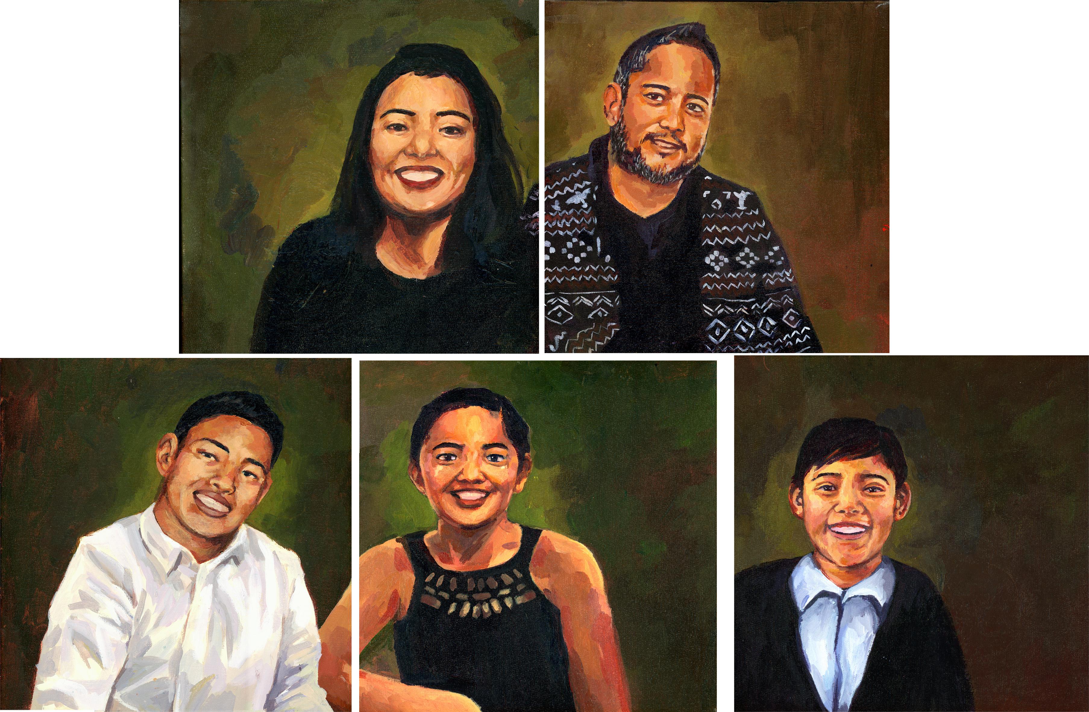 Santiago Family