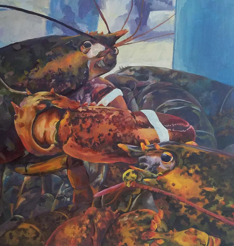 Grocery Store Lobster 3/3