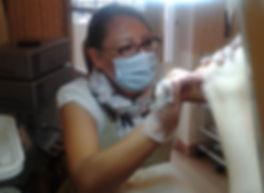 Bodnárné Deli Gabriella gyógypedikűrös