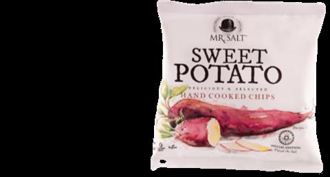 Batata-doce Mr. Salt 40g x 8