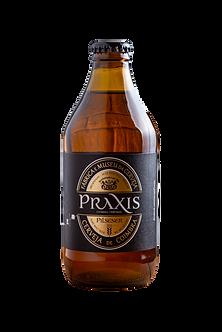 Cerveja Artesanal Praxis Pilsener 0,33l