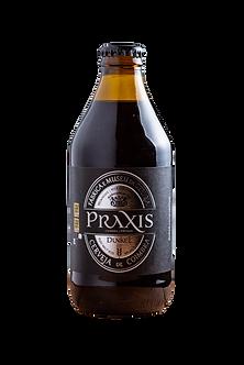 Cerveja Artesanal Praxis Dunkel 0,33l