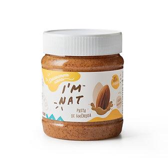Pasta de Amendoa I'm Nat - 260g
