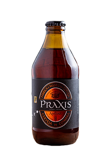 Cerveja Artesanal Praxis Ambar 0,33l
