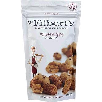 Marrakesh Spicy Peanuts Mr. Filberts 110g