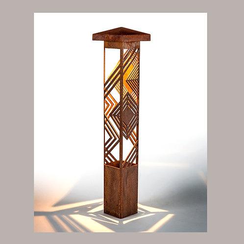 Deco Bollard Light