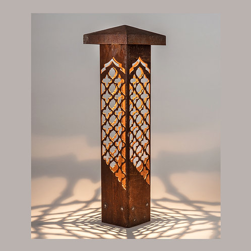 Morocco Bollard Light