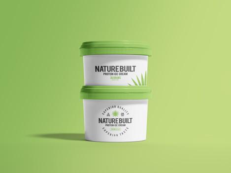 Nature Built Ice Cream