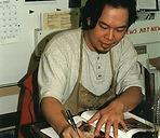 Romel de la Torre book signing