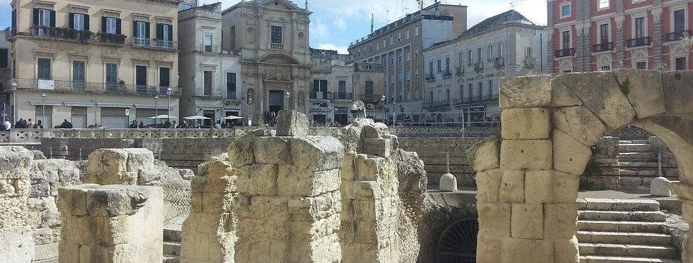 Italy, Lecce - Puglia