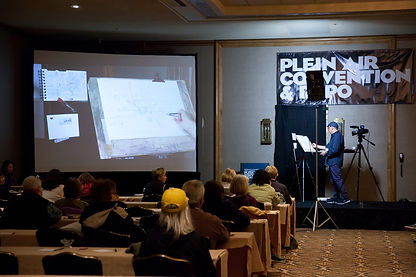 Francesco Fontana Painting Demo, Plein Air Convention 2015