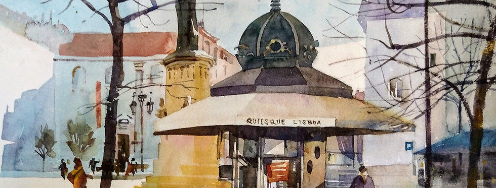 Lisbon Kiosque