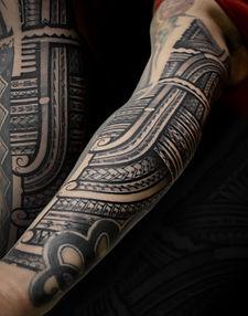 polynesian art and design