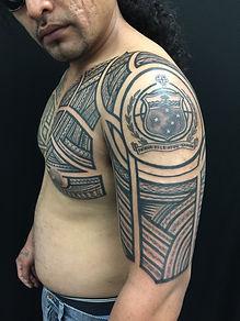 samoan polynesian art and design