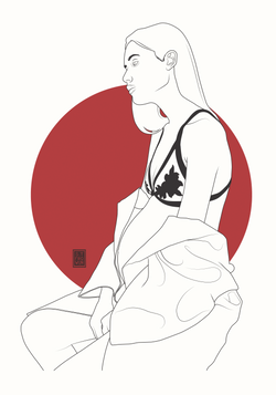 Red Moon, New Life - S. Frowijn