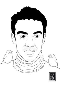 A Boy and his Birds