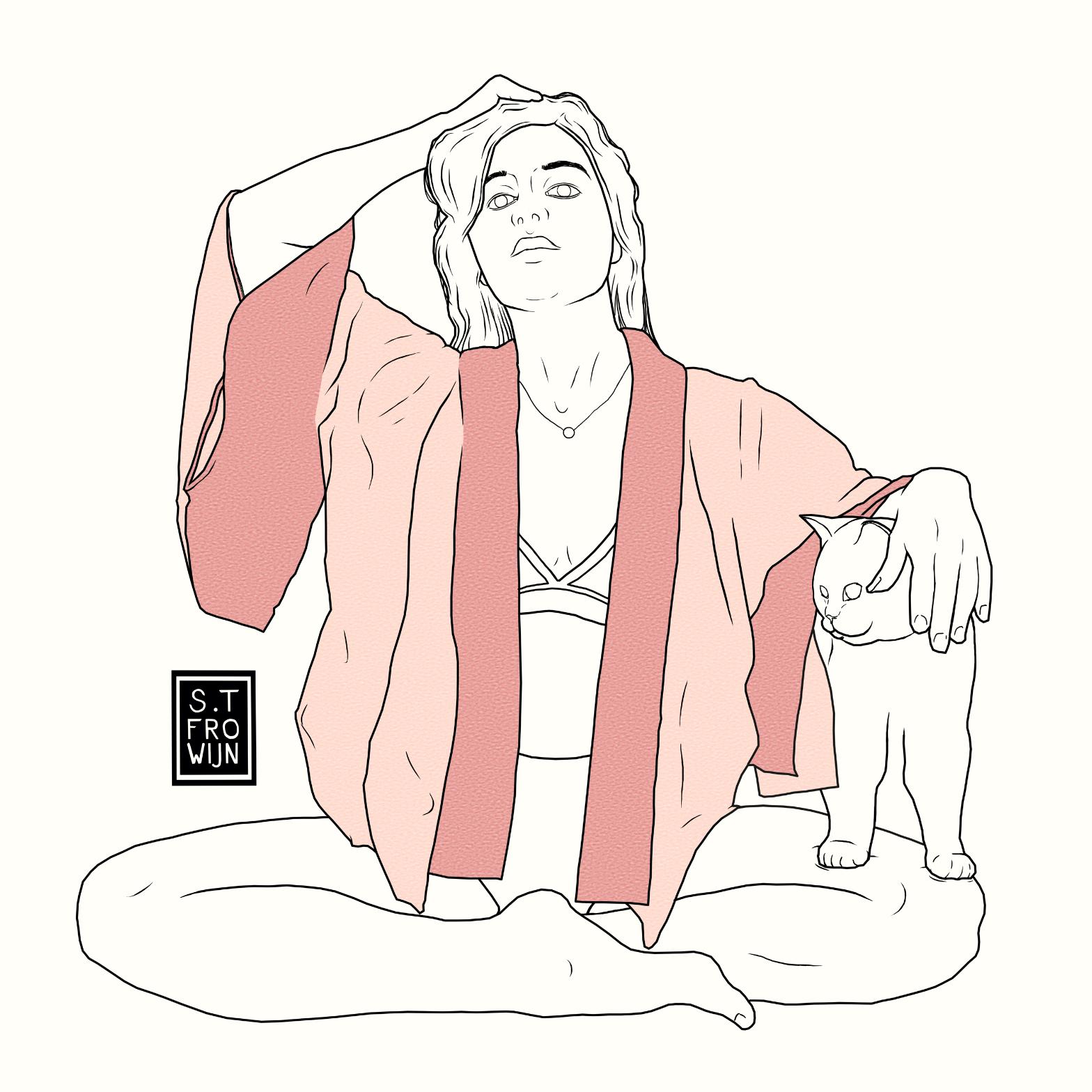 Kimono Anne