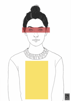 The Red-Yellow Girl