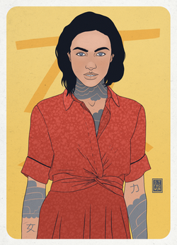 Female Power - Sebastiaan Frowijn