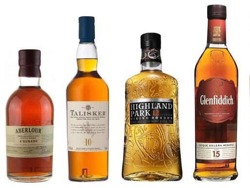 如何進入威士忌的世界