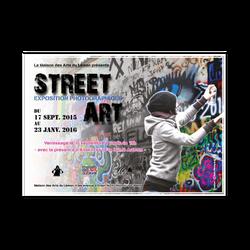 Flyer exposition street art