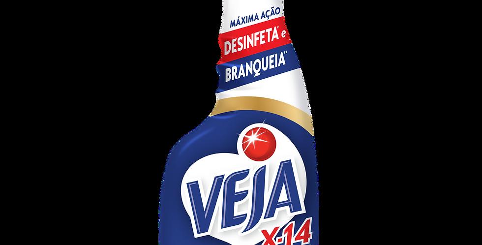 VEJA BANHEIRO X14 TIRA LIMO