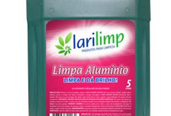 LIMPA ALUMÍNIO LARILIMP - 05 Litros