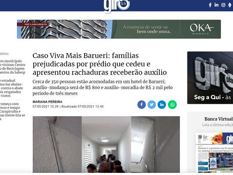 Giro SA - Condomínio Interditado