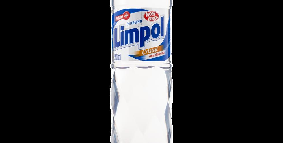 DETERGENTE LÍQUIDO 500ML LIMPOL