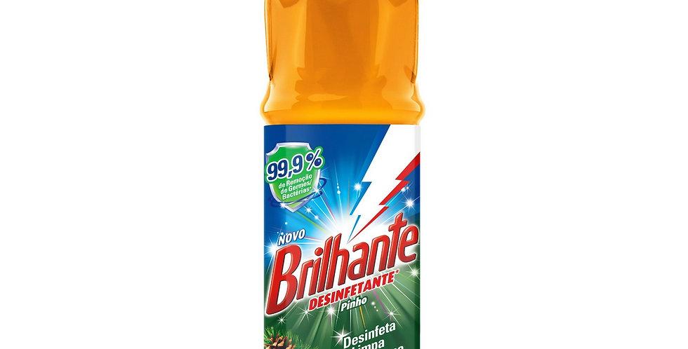 DESINFETANTE BRILHANTE PINHO 500ML