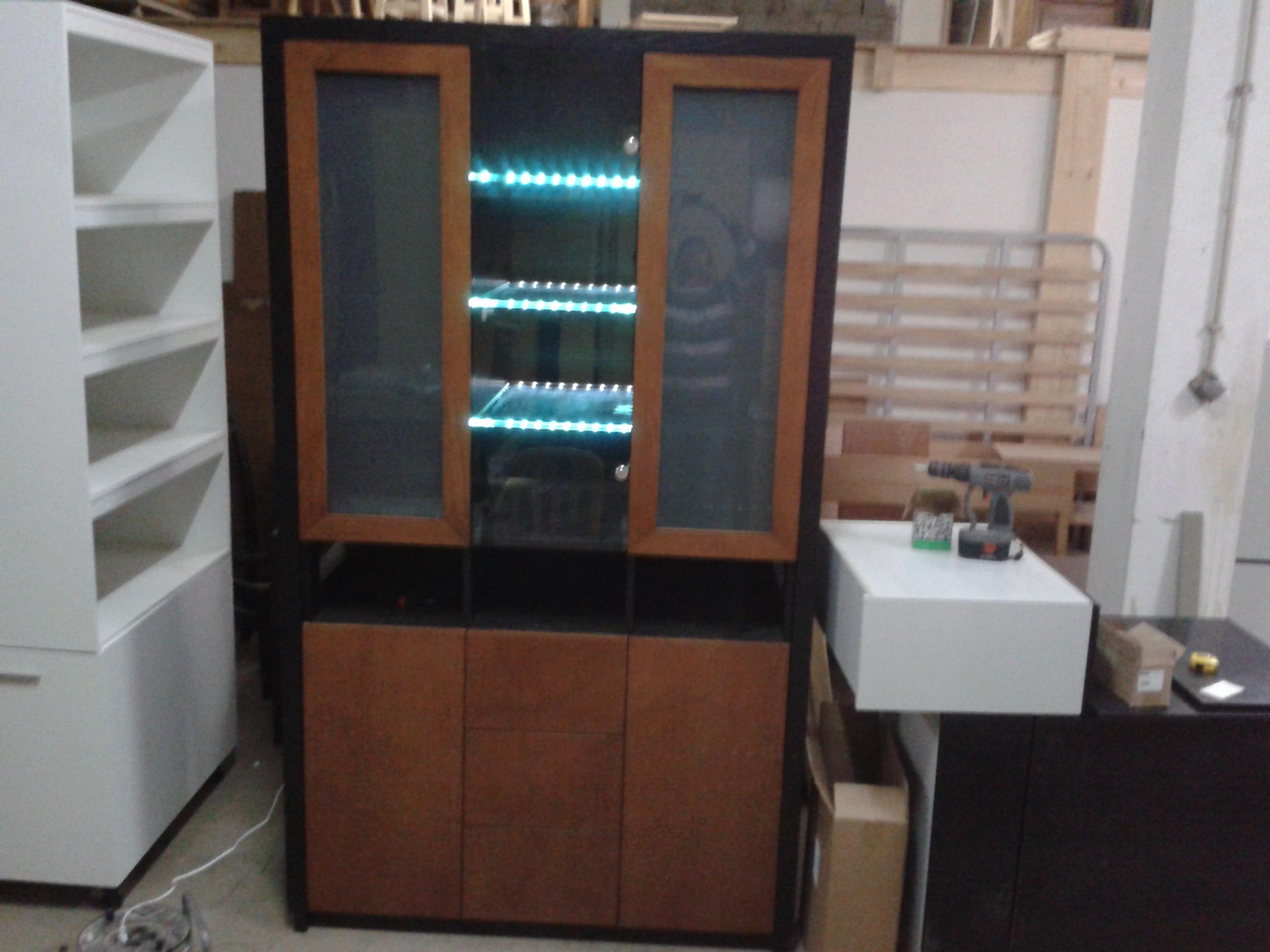 Móvel Wen/Cer com LED's