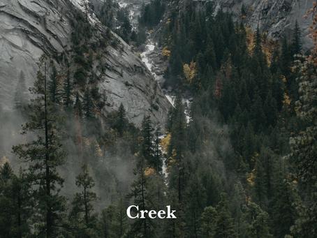 CREEK: A Poem