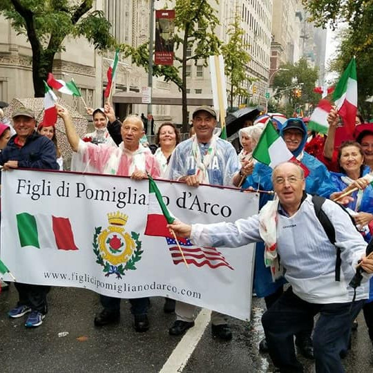Columbus Day Parade March