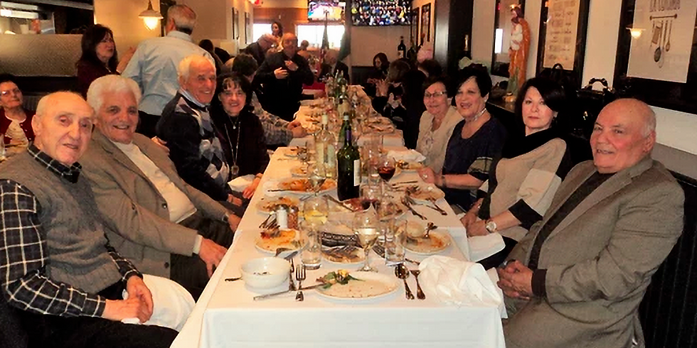 2020 Saint Joseph Dinner Celebration