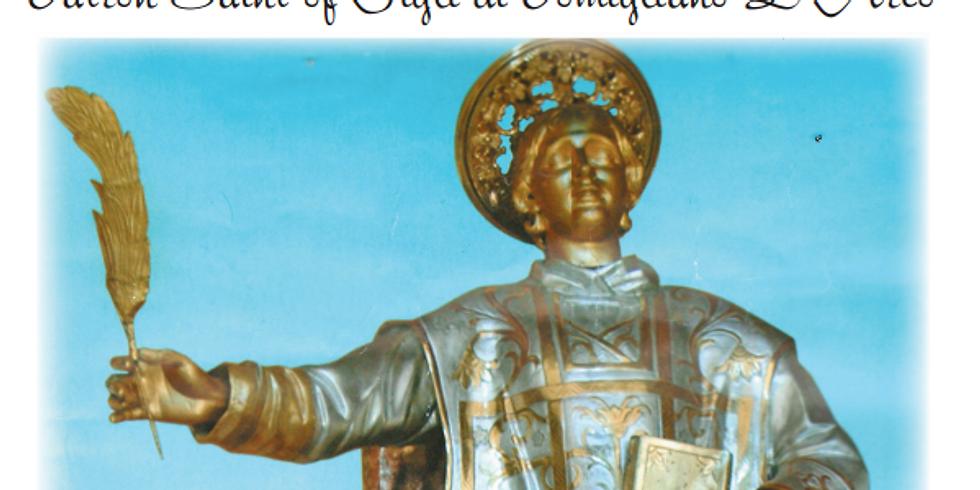2020 Saint Felice Mass