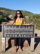 Cape Point GPS coordinates