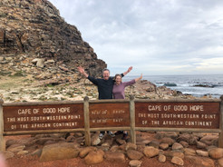 The most south western point of the African Continent