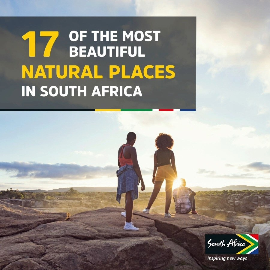 17 of the Most Beautiful Natural Places in South Africa