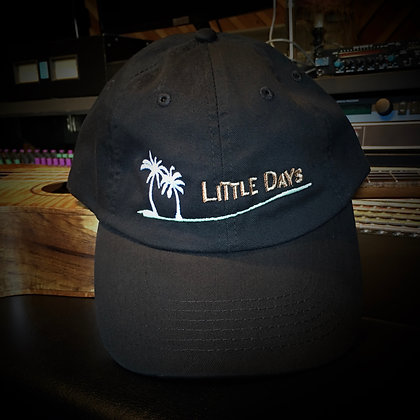Little Days Embroidered Hat