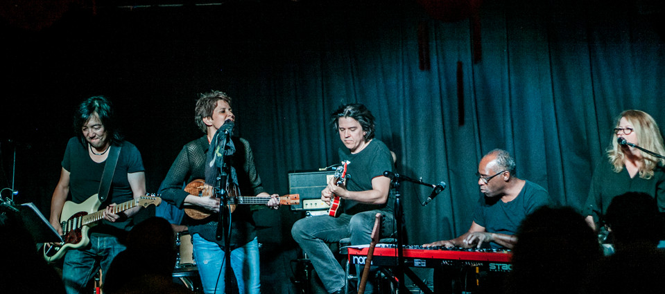 Genghis Cohen's Intimate setting