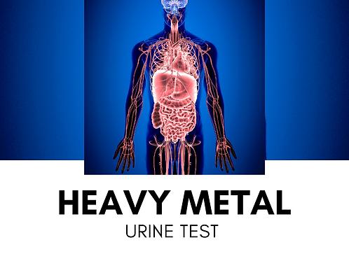 Metals Urine Test